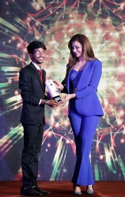 Bipul Raj At Award Show