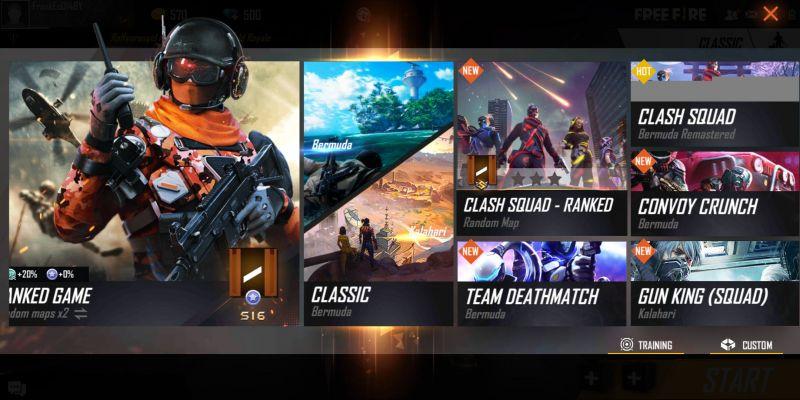 Clash Squad Mode