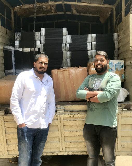 Manoj Mohite & Ashif