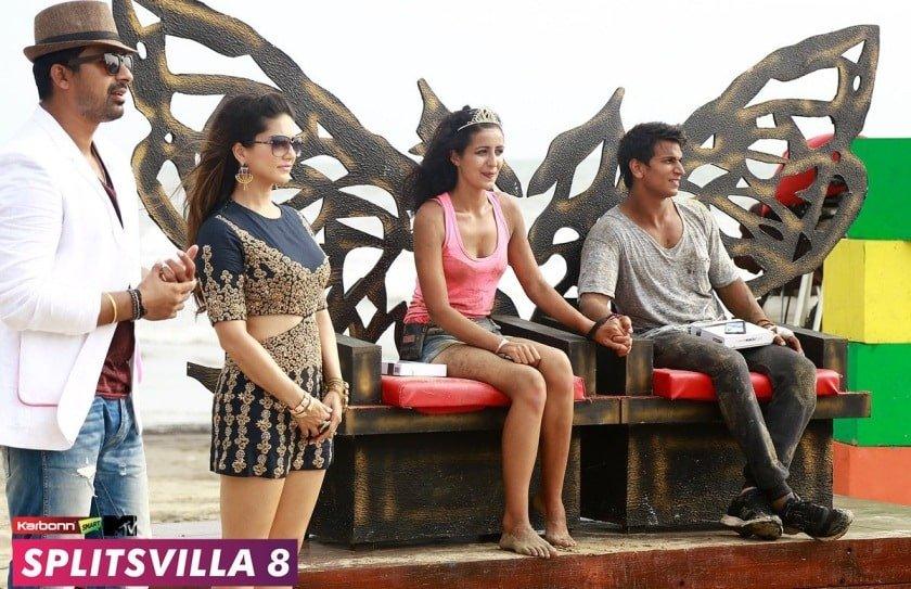 Prince at Splitsvilla 8 Finale