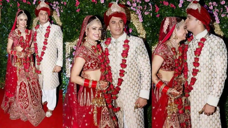 Prince & Yuvika Marriage
