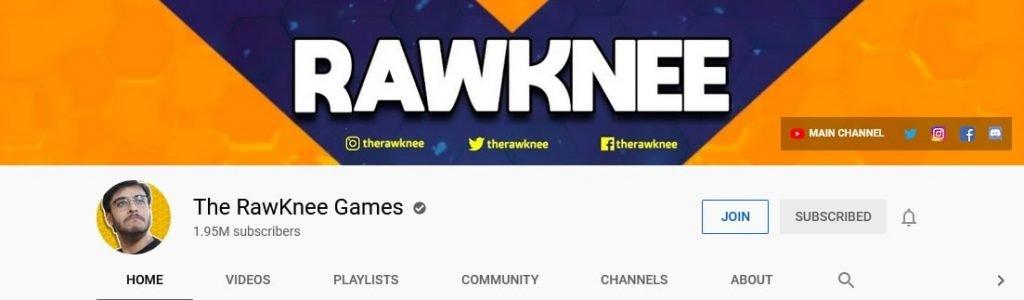 The Rawknee Games