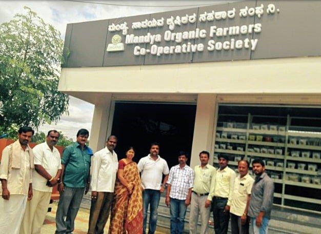 Organic Mandya Co-Operative