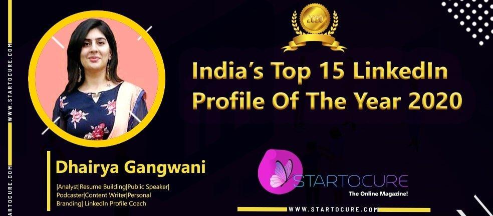 Dhairya Gangwani